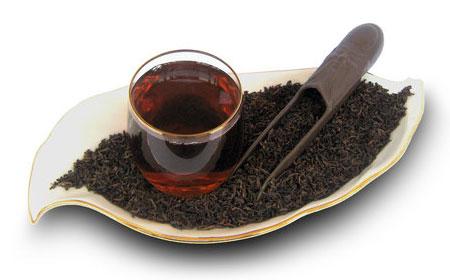 Чай пуэр рассыпной, Китайский пуэр