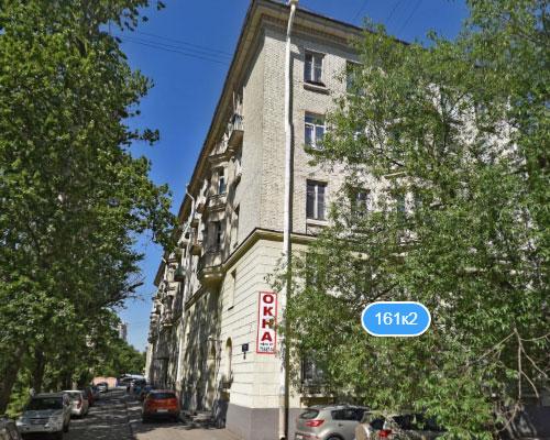 м. Московская, Ленинский проспект, д. 161 к2, БЦ Мир, 1 этаж