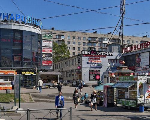 м. Международная, ул. Бухарестская, д. 74, цокольный этаж