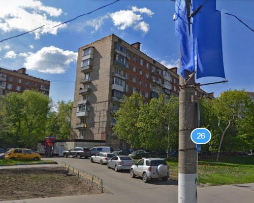 м. Коломенская, проспект Андропова, д. 26