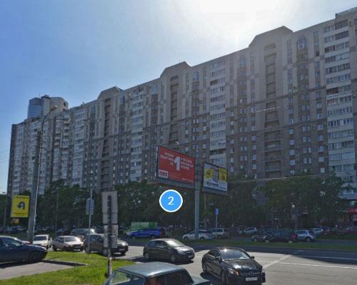 м. Пионерская, аллея Поликарпова, д. 2, цокольный этаж