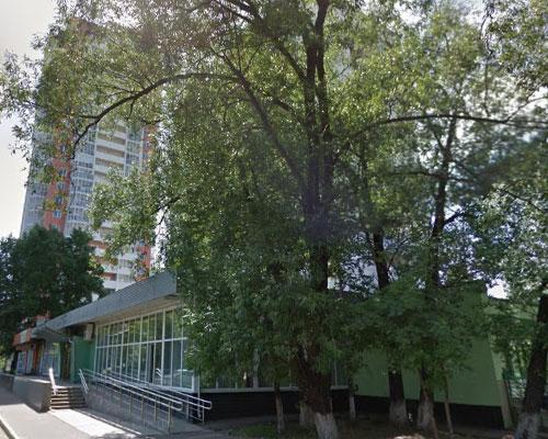 м. Выхино, Рязанский проспект, д. 95, к.2, 1 этаж