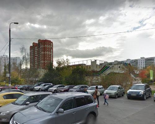 м. Южная, ул. Кировоградская, д. 9 к. 1, 2 этаж, пав. 2-26